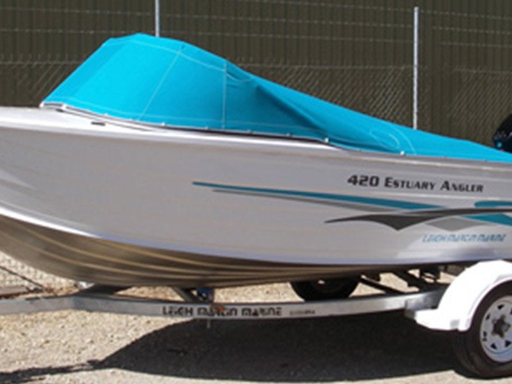 Superb boat travel and storm covers manufactured in Melbourne : boat canopies melbourne - memphite.com