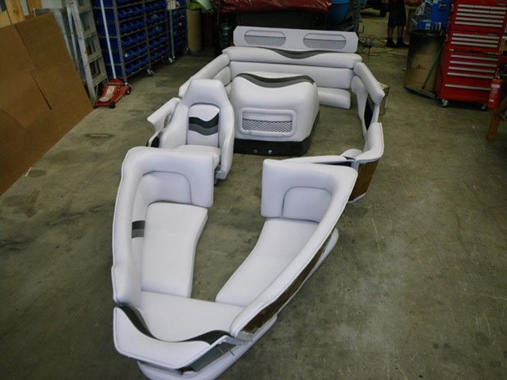 Marine Seating Melbourne A Grade Upholstery