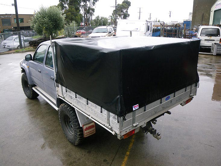 & Custom Canopies for Land Cruisers in Melbourne
