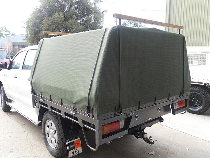An error occurred. & Custom Canopies for Land Cruisers in Melbourne