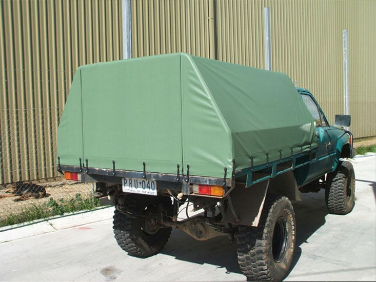 Custom Canopies For Land Cruisers In Melbourne