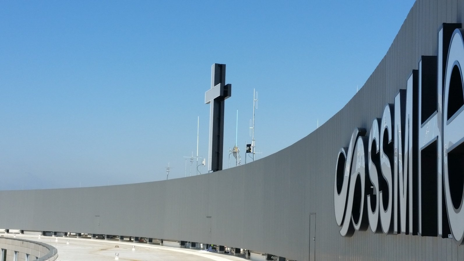 St. Mary's cross