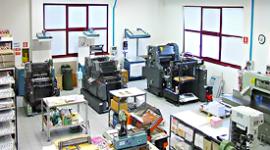 stampa litografica ad Ossana