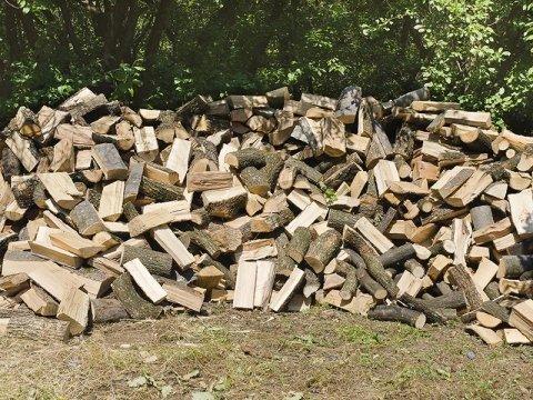Recupero di rifiuti legnosi
