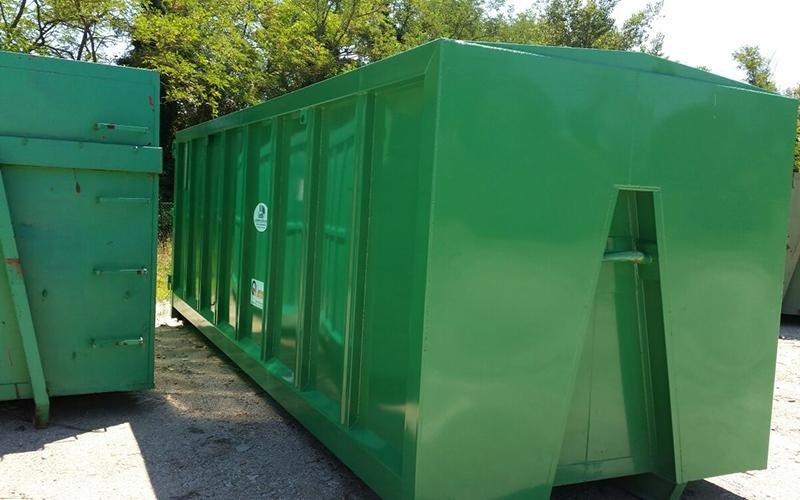 container legna