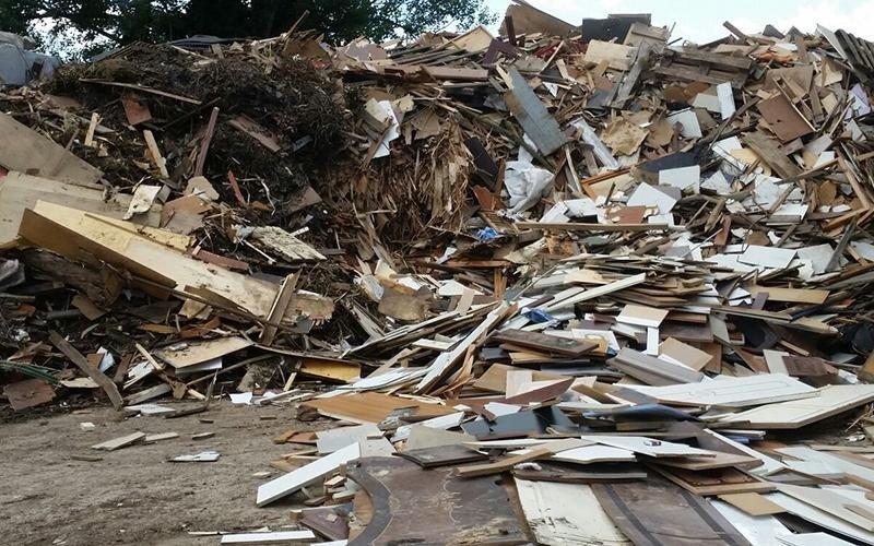 scarti lavorazion legno