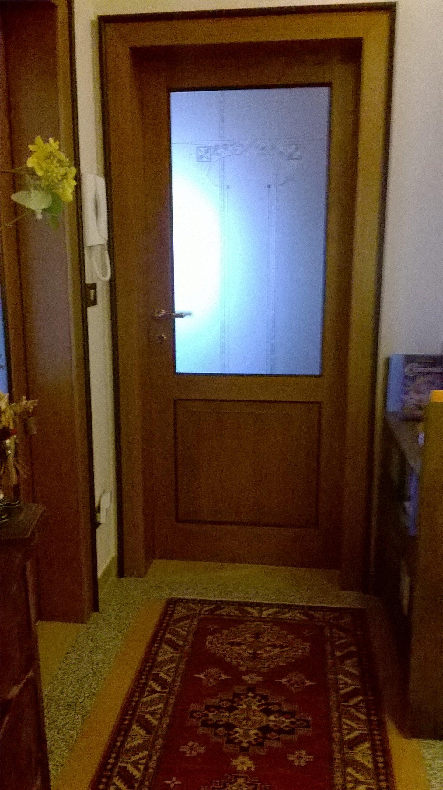 Porta interna con vetro