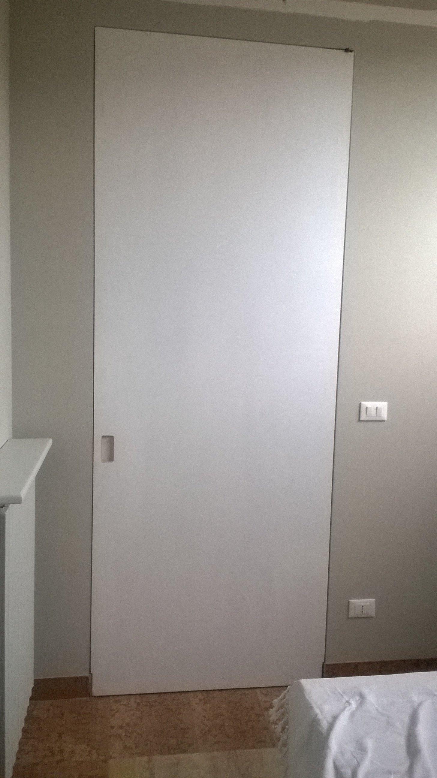 Porta interna chiusa