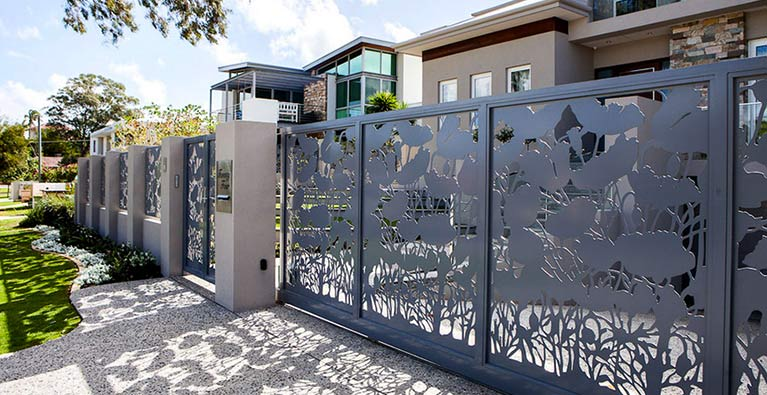 Decorative Gates & More in Perth