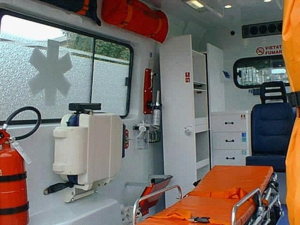 ambulanza privata messina