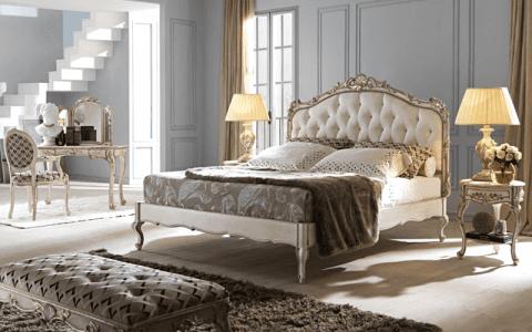 camera da letto Grifoni
