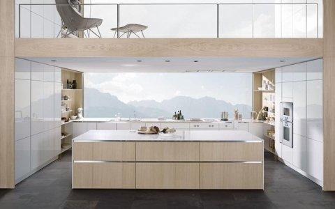 new floor cucina