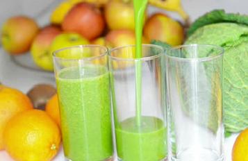 naturopathy juices