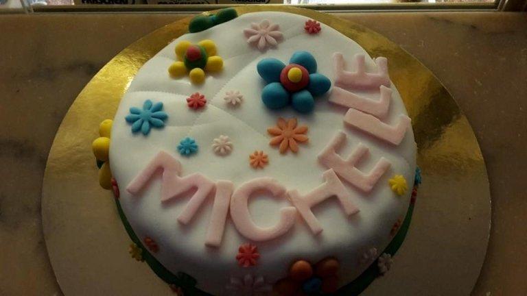 Torta Battesimi e Nascite