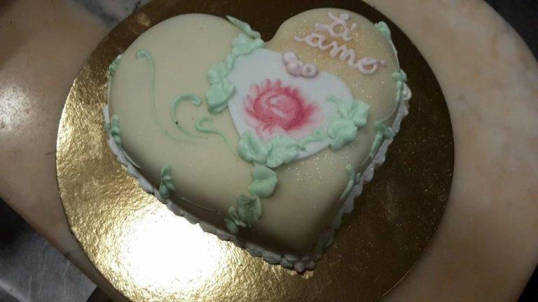 Torte e pasticcini per San Valentino