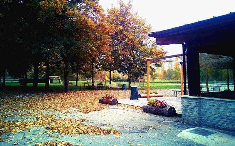 Parco per passeggiate