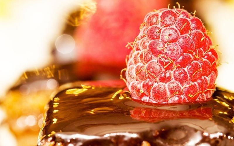 Ristorante dolci alla frutta