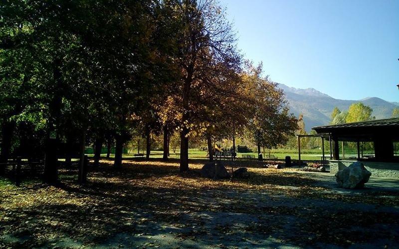 Parco per escursioni