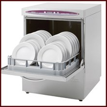 Maidaid Halcyon glass and dish washers