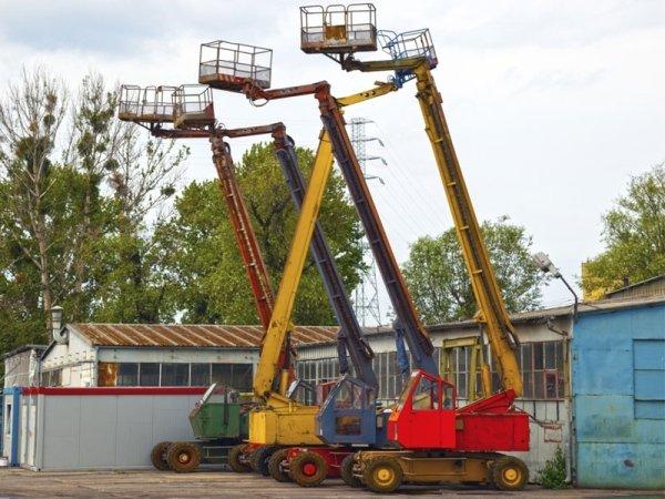 piattaforme aeree e scale