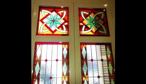 vetrate decorate