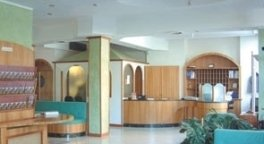 hall, residence tre stelle