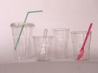 Bicchieri Flexi con coperchi