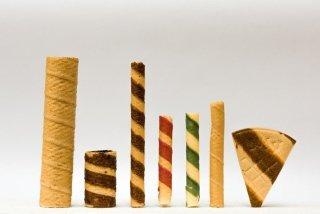 Sigarette e cialde