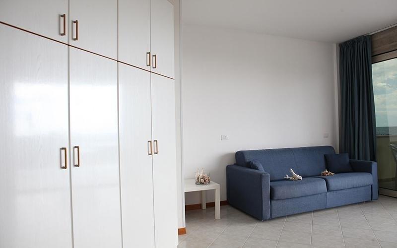 Residence sul mare con appartamenti