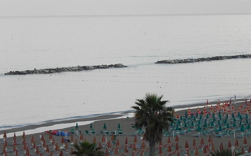 Residence con spiaggia dedicata