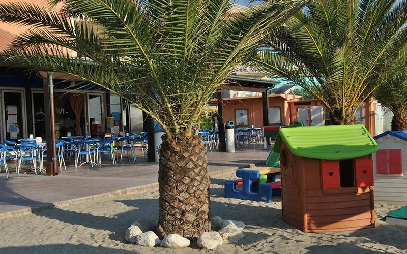 Residence spiaggia