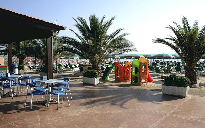 Residence spiaggia privata