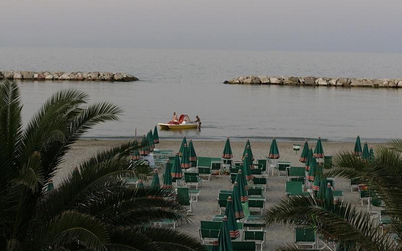 Residence vista spiaggia