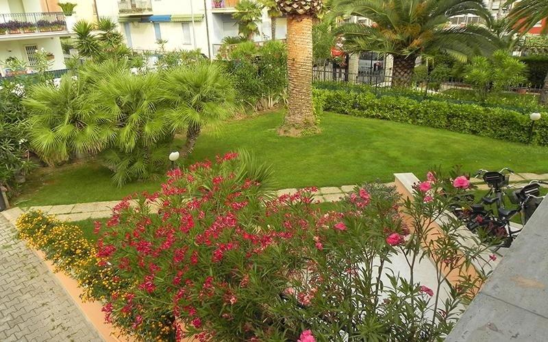 Residence giardino privato