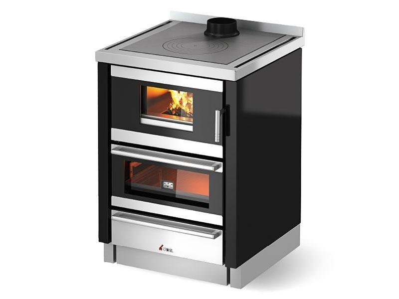 Cucine a Legna Cadel Kook 60