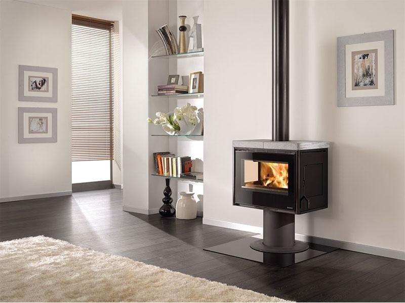 Stufe a legna Nordica-Extraflame Astrid