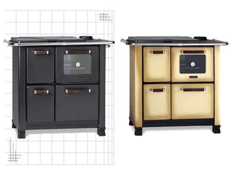 Cucina a legna Dal Zotto - Classica 350 - 450