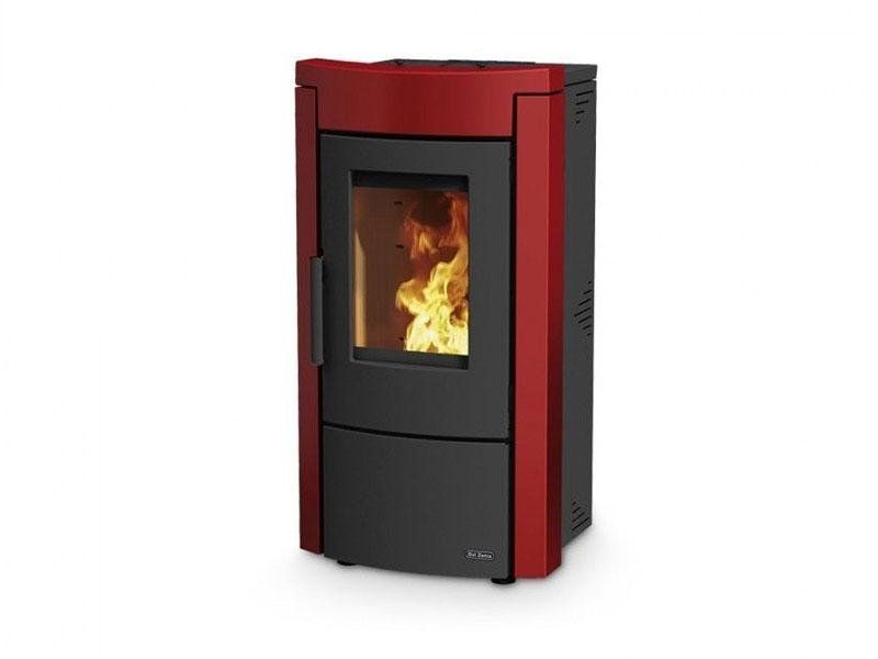 Termostufe a Pellet Wanna-Idro-Bordeaux-Dal-Zotto