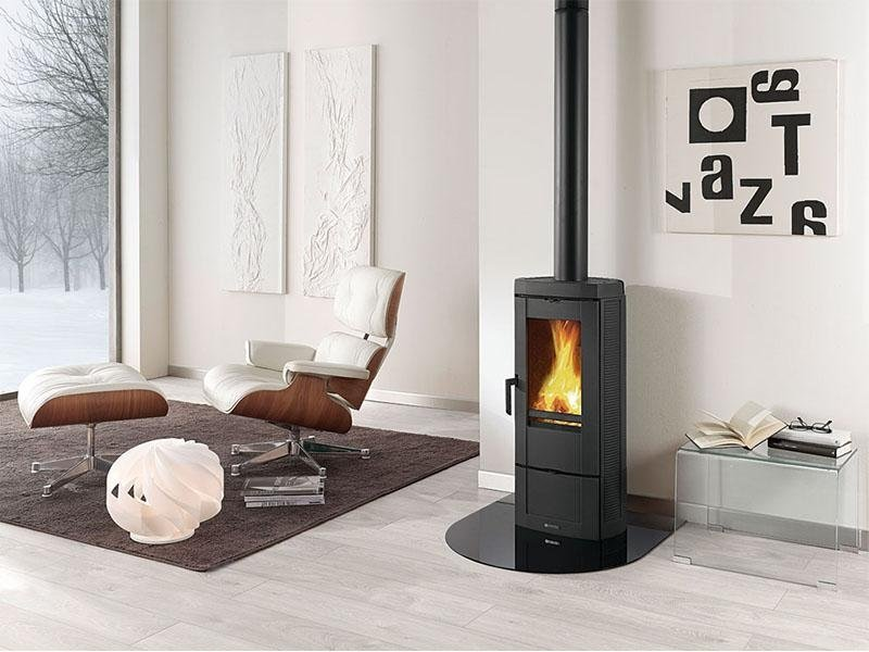 Stufe a legna Nordica-Extraflame Candy