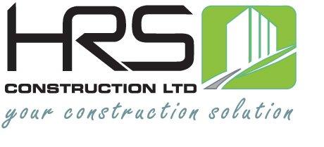 HRS Construction logo