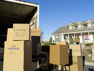 Moving Company Greensboro, NC