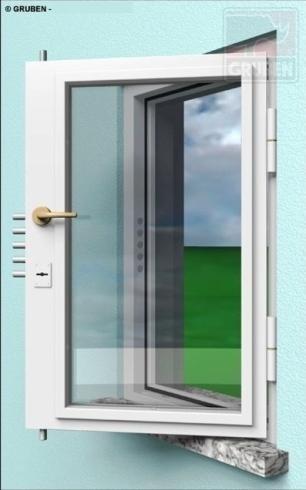 finestra gruber