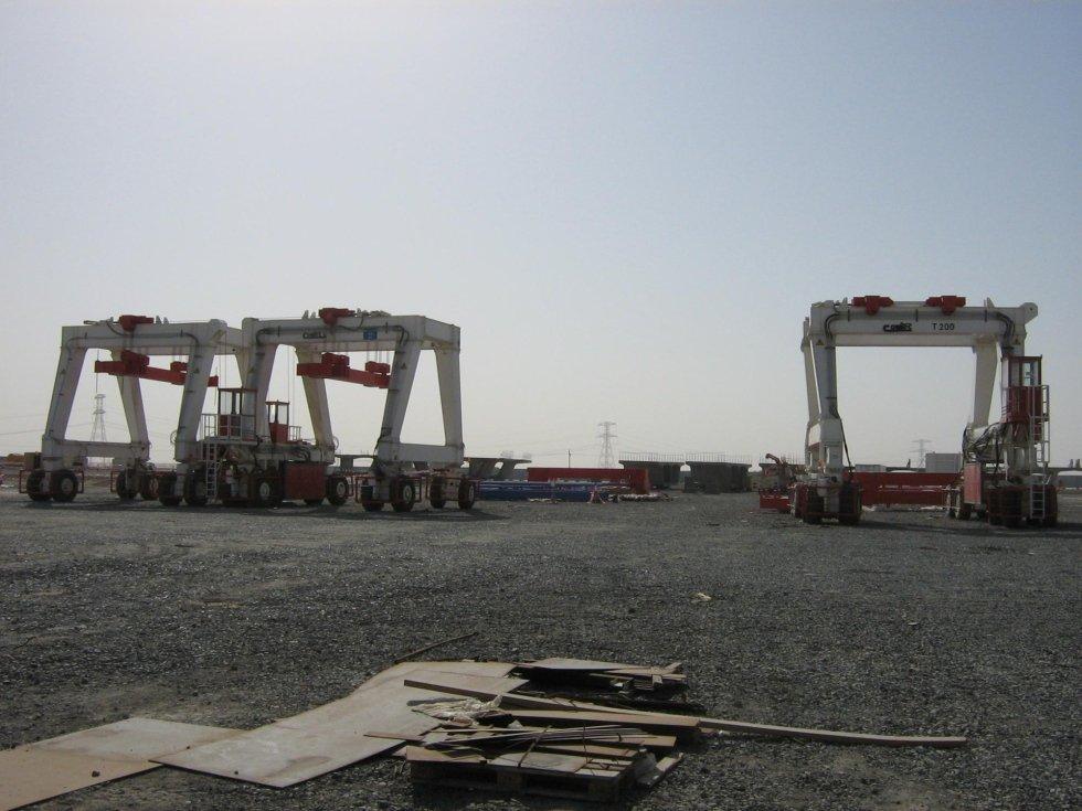 Installazioni Dubai