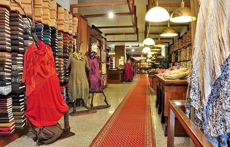 VenditaTessuti Abbigliamento Ad Aosta