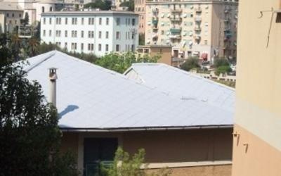 costruzioni tetti genova
