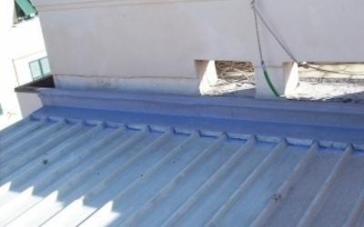 Impermeabilizzazione tetto veranda savona