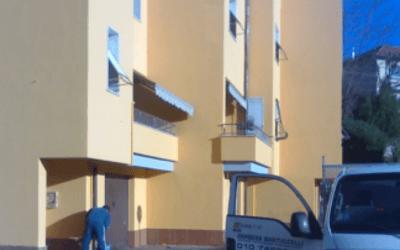 Isolamento termico terrazzo