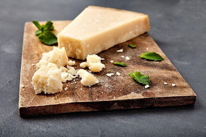 Degustazione di Parmigiano:se non qui, dove?