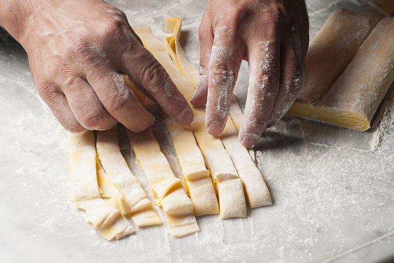 Pasta fatta a mano:il meglio della nostra tradizione
