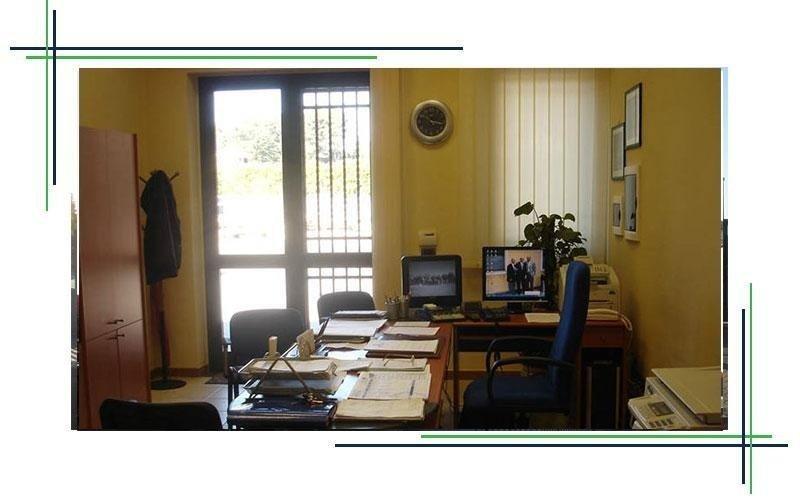ufficio azienda strano serramenti